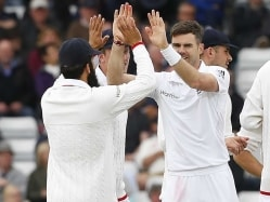 James Anderson Becomes Top-Ranked Test Bowler, R Ashwin Stays Second
