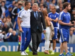 John Terry Says He Wants to Stay in Chelsea Following Team's 1-1 Draw With Leicester