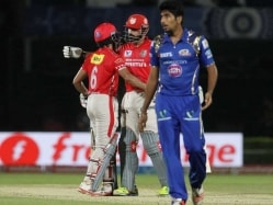 IPL: MI Lose To KXIP By Seven Wickets, Fall Behind In Play-Off Race