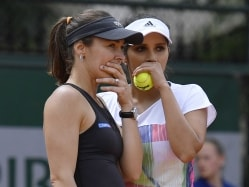 French Open: Mirza-Hingis Crash Out, Bopanna, Paes Enter Quarterfinals