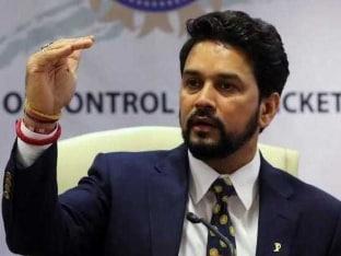 Anurag Thakur Says BCCI Keen to Tap US Market