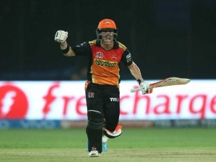 IPL: David Warner, Bipul Sharma Take SRH To Maiden Final, To Face RCB For Title