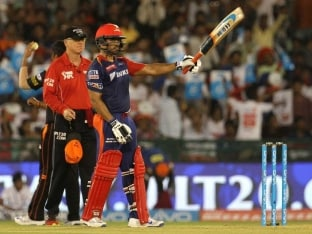IPL, Highlights: DD vs SRH - Daredevils Keep Play-Off Hopes Alive With Last-Ball Win Over Sunrisers