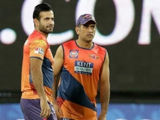 Mahendra Singh Dhoni Hasn't Treated Irfan Pathan Well in IPL: Sunil Gavaskar