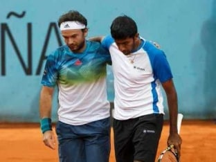 Rohan Bopanna-Florin Mergea Lose Madrid Open Final
