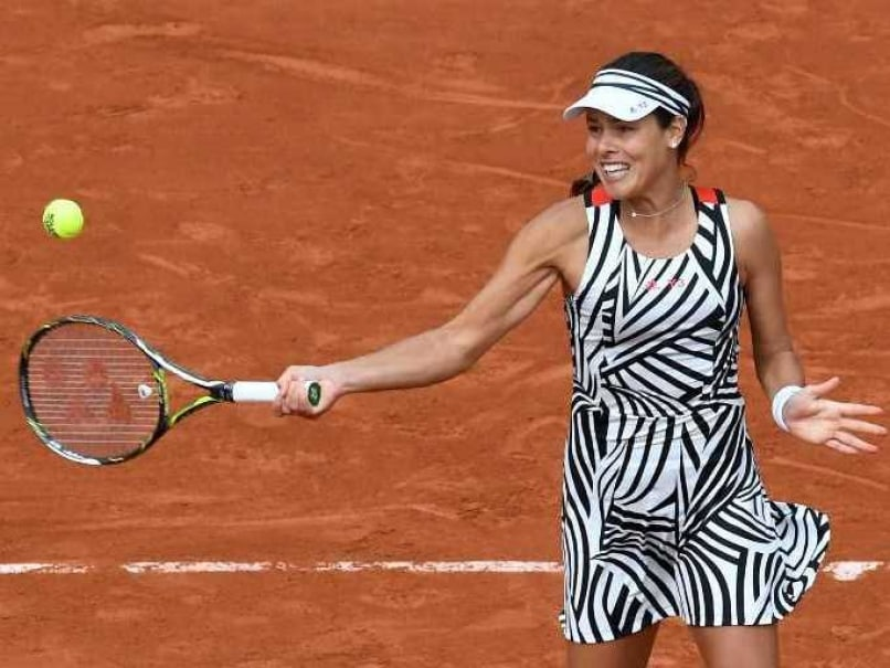 c7f9799616e Zebras on The Loose at French Open | Tennis News