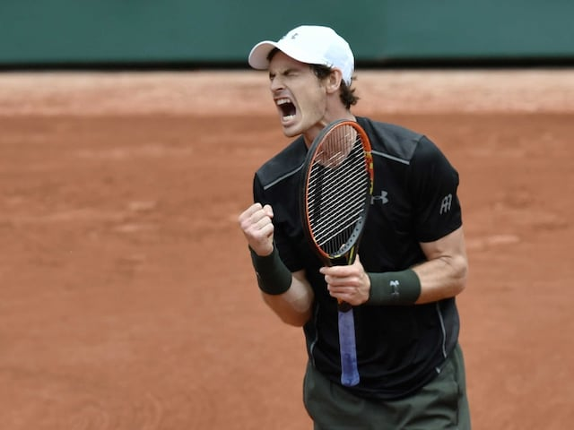 French Open: Andy Murray Completes Recovery Mission Against Radek Stepanek