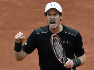 French Open: Andy Murray Battles Through as Angelique Kerber Exits