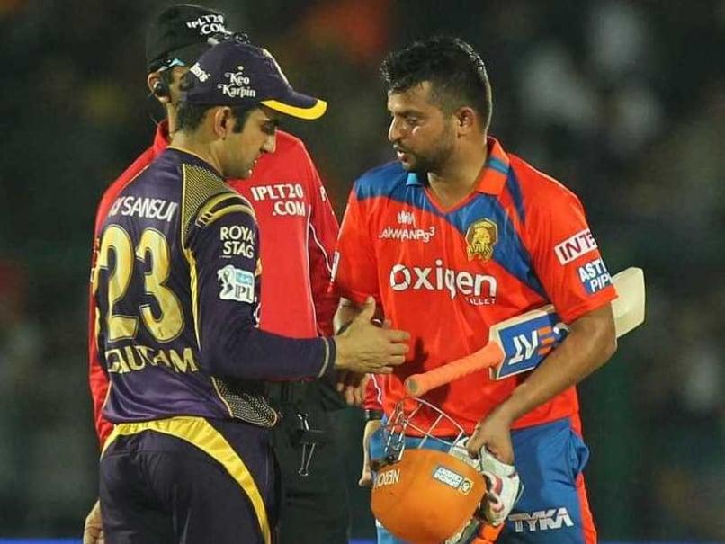 IPL Playoff Spot In Doubt, Gambhir Says Kolkata Knight Riders Destiny ...