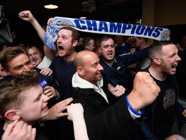Leicester City Win English Premier League Title After Eden Hazard Ends Tottenham Dreams