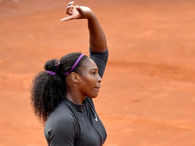 Serena Williams vs Madison Keys in First All-US Clay Final Since 2002