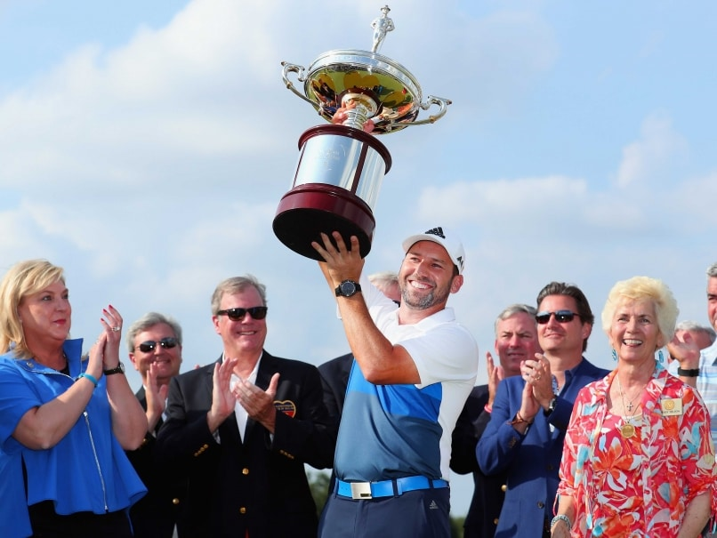 Sergio Garcia Pips Brooks Koepka To Win Bryan Nelson PGA Tournament