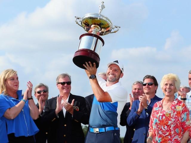 Sergio Garcia Pips Brooks Koepka To Win Bryan Nelson PGA Tournament