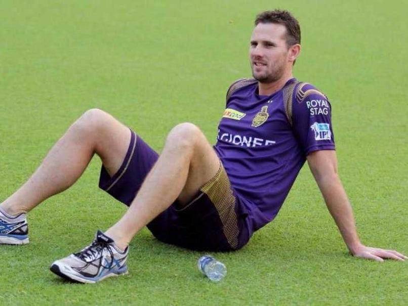 Kolkata Knight Riders Rope In Shaun Tait For Injured John Hastings