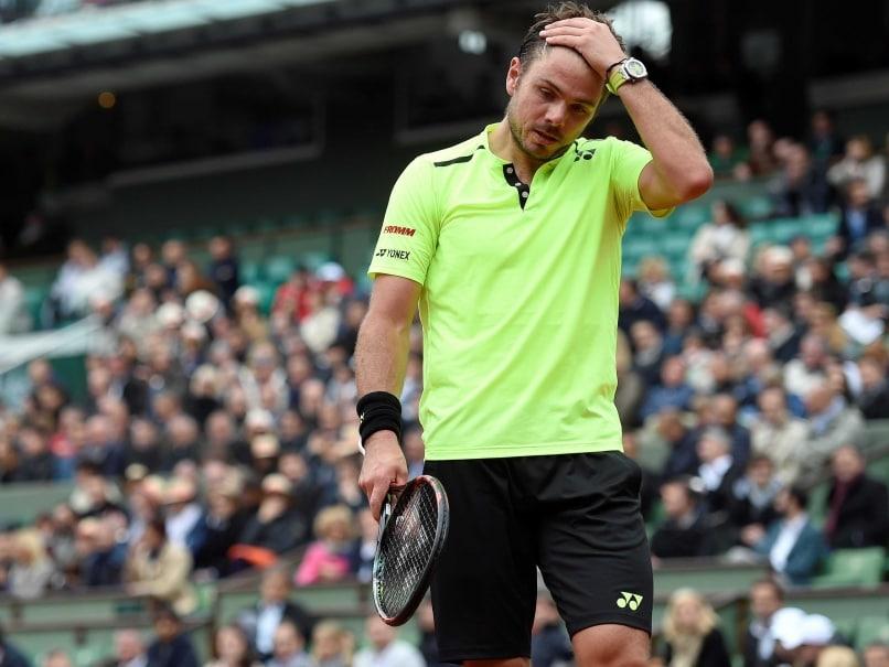 French Open: Stan Wawrinka Survives Scare, Garbine Muguruza Struggles