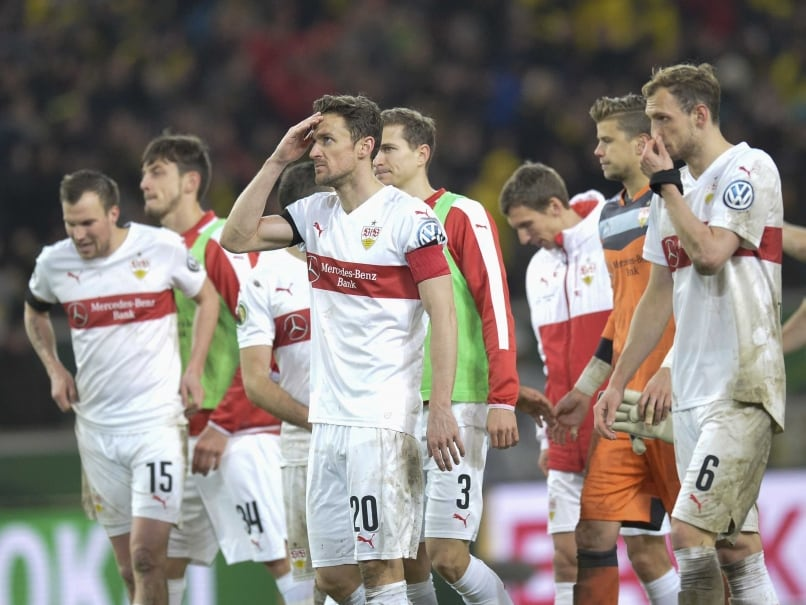Stuttgart Relegated From German Bundesliga, Werder Bremen Survive