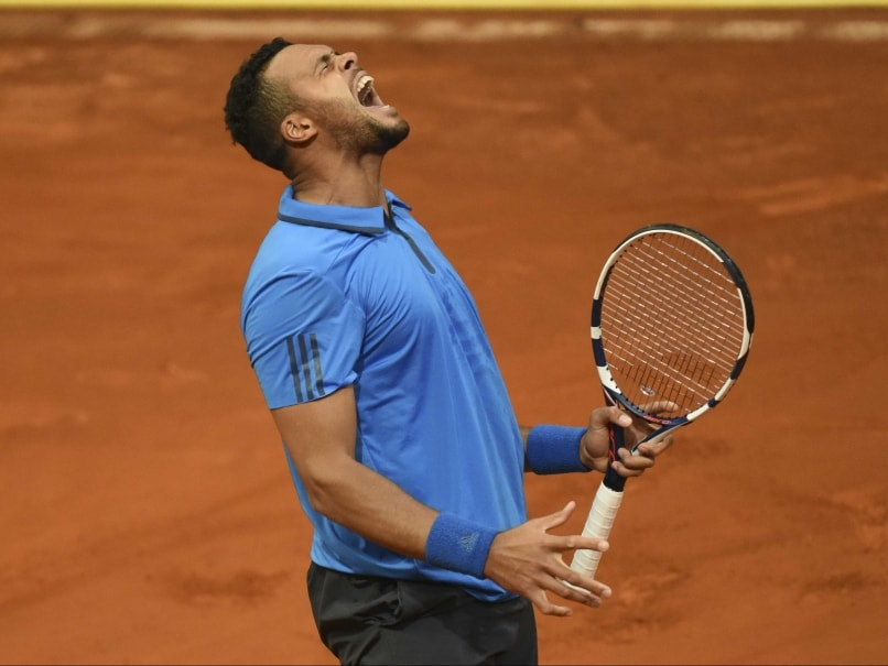 Jo-Wilfried Tsonga Pulls Out of Rome But Seeds Progress