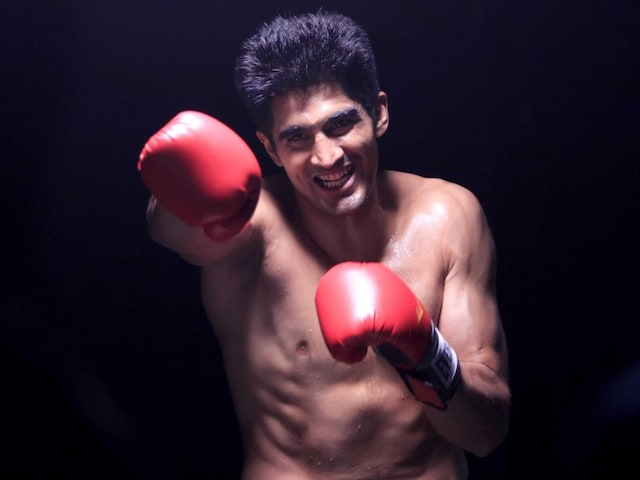 Vijender Singh Aims To Keep Unbeaten Streak Alive Against Andrzej Soldra