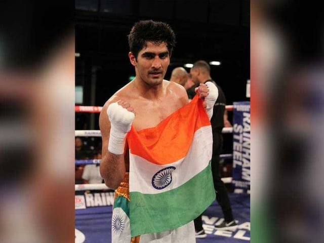 Vijender Singhs WBO Asia Title Bout Postponed to July
