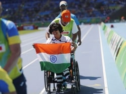 Deepa Malik Wins Silver At Rio To Become 1st Indian Woman Paralympic Medallist