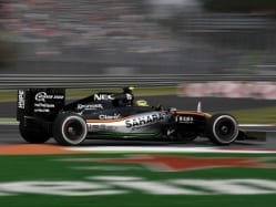 Force India Concede Fourth Place Despite Double Points Finish