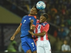 India Stun Puerto Rico 4-1 in International Football Friendly