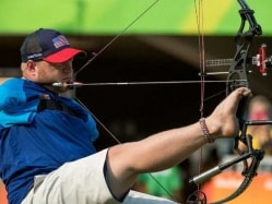 Matt Stutzman, US Archer With No Arms, Jokes About Buying First Bow