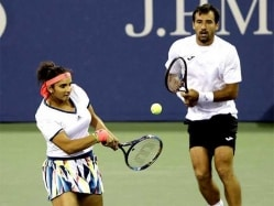 US Open: Top Seeds Sania Mirza-Ivan Dodig Crash Out of Mixed Doubles