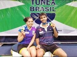 N Sikki Reddy, Pranaav Jerry Chopra Eye Commonwealth Games Medal