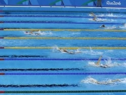 Some Olympic Swimmers May Have Gotten an Unfair Advantage