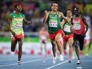 Four Paralympians Run Faster Than Rio Olympics Gold Medal Winner
