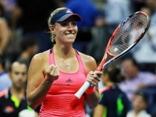 US Open: Angelique Kerber Beats Caroline Wozniacki to Reach Final