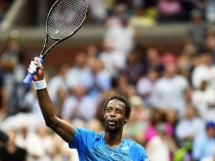 US Open: Gael Monfils, Angelique Kerber Advance Into Semifinals