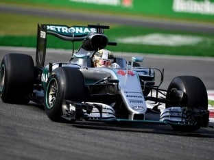 Italian GP: Lewis Hamilton Bounces Back In Second Free Practice In Monza