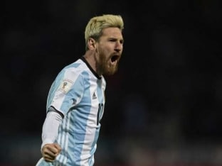 Lionel Messi Makes Scoring Return For Argentina, Brazil Sink Ecuador