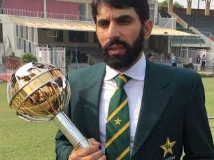 Misbah-ul-Haq Wants Pakistan Cricket Team's Isolation To End Soon