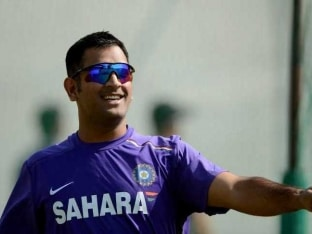 Mahendra Singh Dhoni Named Captain Of Wisden's All-Time India Test XI