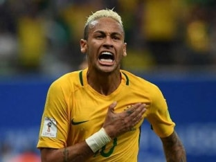 2018 World Cup Qualifiers: Neymar Scores as Brazil March on, Uruguay go Top