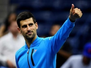 Novak Djokovic Through to US Open Semis as Jo-Wilfried Tsonga Retires