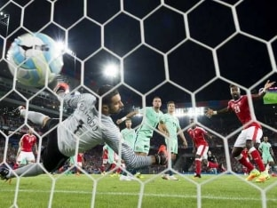 FIFA World Cup Qualifying: European Champions Portugal Lose, France Held