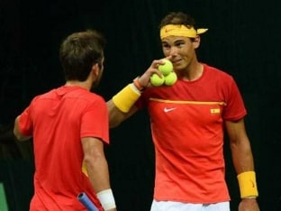 India vs Spain Davis Cup Highlights: Spain Seal Play-Off Victory With Doubles Win