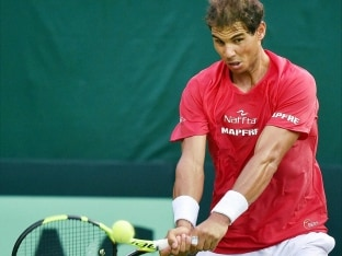 Davis Cup: Rafael Nadal-Led Spain Arrive, India in For Tough Time