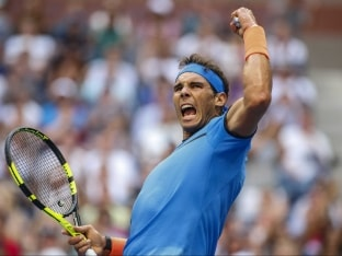 Rafael Nadal is in Delhi And You Can Watch Him Play For Free