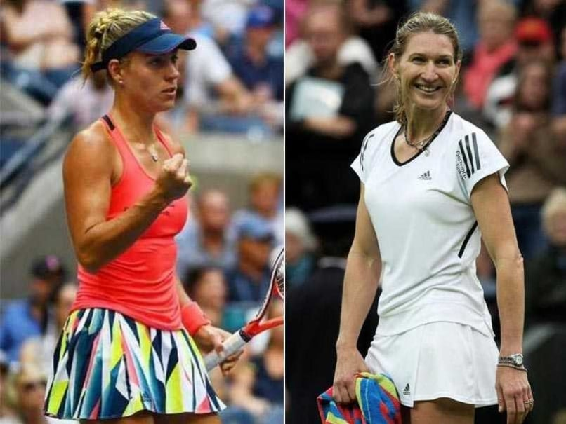 Angelique Kerber Reveals Steffi Grafs Ace Before US Open Final