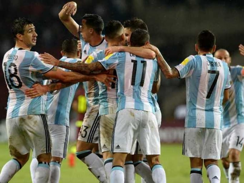 Lionel Messi-Less Argentina Fight Back to Draw 2-2 vs Venezuela