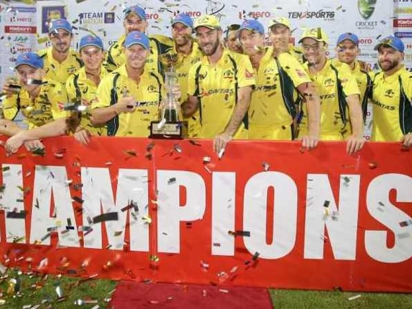 Glenn Maxwell Steers Australia to 2-0 Series Triumph Over Sri Lanka