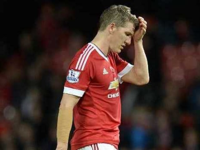 Bastian Schweinsteiger Left Out of Manchester Uniteds Europa Squad