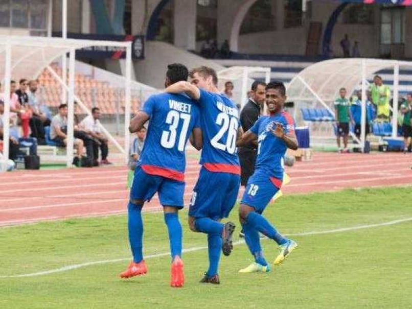 Bengaluru FC Take on Tampines Rovers For AFC Cup Semis Berth