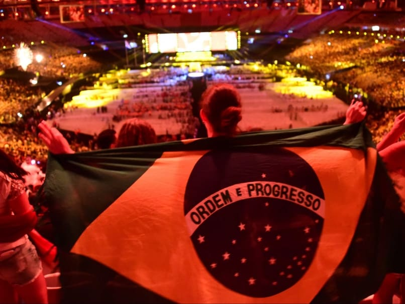 Rio Paralympics End With Music - And Relief
