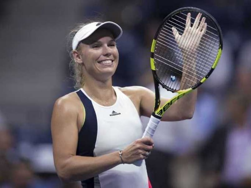 US Open: Caroline Wozniacki Refuses to Douse Retirement Talk